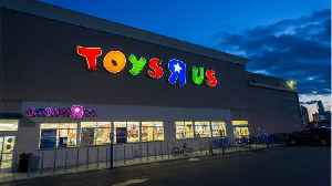 News video: Going Out Of Business Sales Begin At Toys R Us