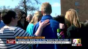 News video: Thousands expected in March For Our Lives