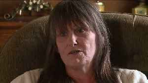 News video: Woman Survives Being Stabbed 9 Times in Random Attack