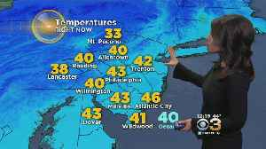 News video: Chilly But Nice Weekend Ahead