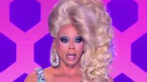 """News video: """"RuPaul's Drag Race"""" gave us Christina Aguilera, herstory, and new werk room drama in the Season 10 premiere"""