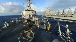 News video: China condemns U.S. navy operation in South China Sea