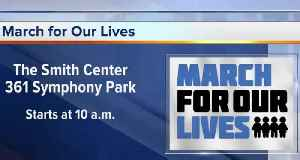 News video: March for our Lives rally planned for Saturday