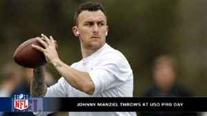 News video: Will Johnny Manziel ever be on an NFL roster again?