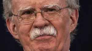 News video: John Bolton's take-no-prisoners style may prove problematic in the White House