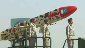 News video: Military parade marks 78th Republic Day of Pakistan