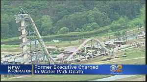 News video: Former Executive Charged In Water Park Death