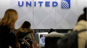 News video: United Airlines Gives A Woman A $10,000 Voucher