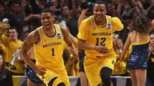 News video: Chris Broussard: 'I think Michigan is looking like a team that can win the championship'