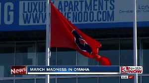 News video: Downtown Omaha braces for March Madness