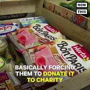 News video: France's Law Against Food Waste Is Actually Working