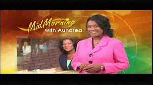 News video: Midmorning With Aundrea - March 22,2018