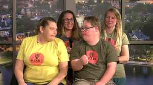 News video: How Art is Bringing the Community and Adults with Special Needs Together