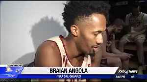 News video: Zags face athletic FSU team, and former NIC guard