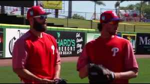 News video: Phillies rotation to be finalized in coming weeks
