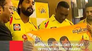 News video: Hopefully I Will Get To Play In The World Cup- Bravo