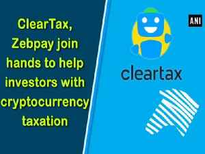 News video: ClearTax, Zebpay join hands to help investors with cryptocurrency taxation