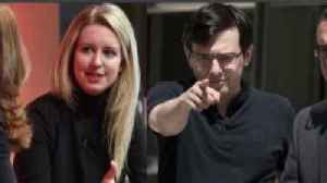 News video: Discrepancies in punishments for Theranos founder and Martin Shkreli