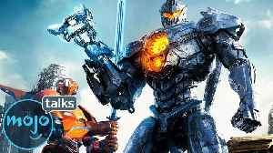 News video: Is Pacific Rim Uprising A Worthy Sequel? - Spoiler Free Review! Mojo @ The Movies