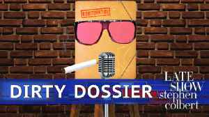 News video: The Dirty Dossier Gets Salacious