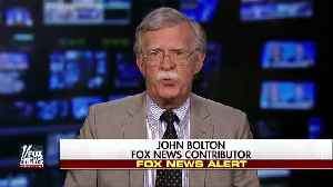 News video: Report: Bolton Poised To Oust NSC Staffers 'Disloyal' To Trump