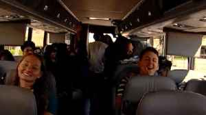 News video: Students from Palm Beach Lakes High School head to D.C for March for our Lives