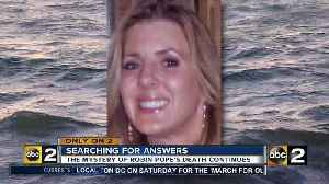 News video: Friends, family still looking for justice for Robin Pope