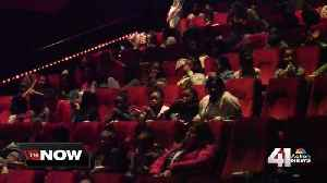 News video: KC radio hosts take middle schoolers to see 'A Wrinkle in Time'