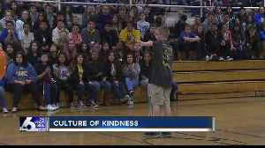 News video: Caldwell school remember Parkland victims through kindness