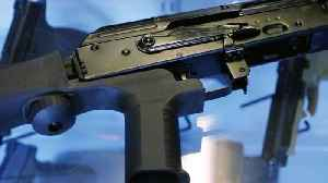 News video: Trump Administration Made Move To Effectively Ban Bump Stocks