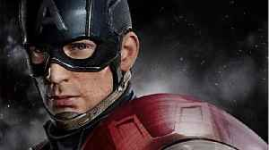 News video: Chris Evans Is Wrapping Up His Time As Captain America