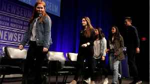 News video: Tens Of Thousands Expected For National March For Our Lives