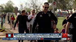 News video: BPD hosts 'March for Peace'