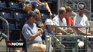 News video: Petco Park expands safety netting