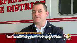 News video: Kenton Co. jail to use $300K grant to reduce ODs