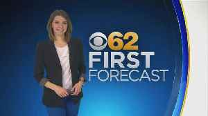 News video: First Forecast Weather March 24, 2018 (This Morning)
