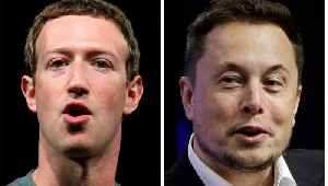 News video: Billionaire Elon Musk Deletes SpaceX and Tesla Facebook Pages