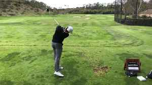 News video: Rory McIlroy 2018 Swing Sequence