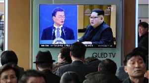 News video: South & North Korea Agree To Hold Talks In Preparation For April Summit