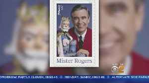 News video: USPS Unveils New Mr. Rogers Stamp