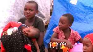 News video: DR Congo tension: Thousands displaced since December
