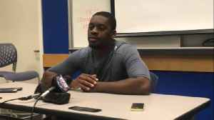 News video: Former FAU safety Andrew Soroh embraces move to linebacker