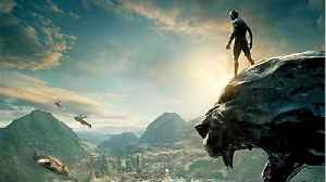 News video: 'Black Panther' Becomes Highest Grossing Superhero Film of All Time in US