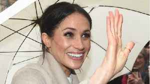 News video: Meghan Markle Not Pregnant, But Likes Baby Stuff