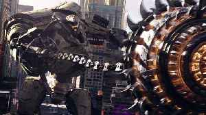 News video: 'Pacific Rim: Uprising' Dethrones 'Black Panther' At The Box Office