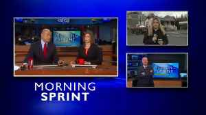 News video: Morning Sprint 3/23