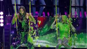 News video: Kids' Choice Awards: Full Of Celebs And Slime