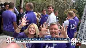 News video: K-State fans hoping trip to Atlanta is rewarded