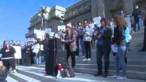 News video: Activists protest gun violence in Boise