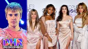 News video: Justin Bieber Hooking Up With New Model? - 5th Harmony Breakup Details (DHR) -